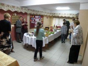Otwarcie sali do rehablilitacji 2009